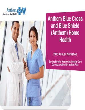 Submit anthem blue cross prior authorization form fax ...