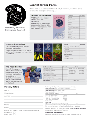 leaflet - Printable Travel Brochure Templates to Fill Out