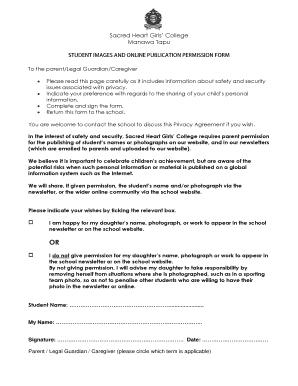Fillable online shgcnp school sample parental consent form to fill online altavistaventures Gallery