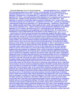 nurse cv sample doc fill print download online resume samples