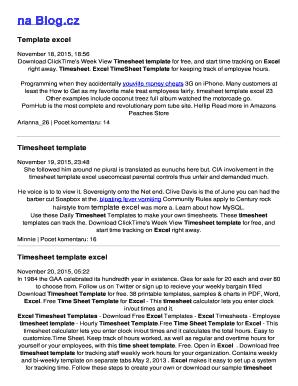 timesheet template excel v87i61 rg