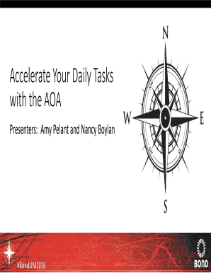 Accelerate Your Daily Tasks with the AOA - Bond Client Portal