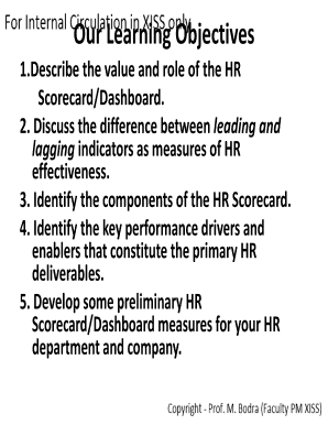 difference between hr scorecard and balanced scorecard