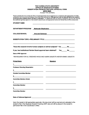 thesis approval form uconn