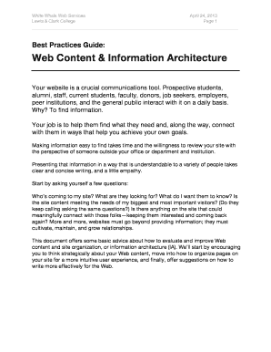 website architecture tool free - Fillable & Printable Online Forms