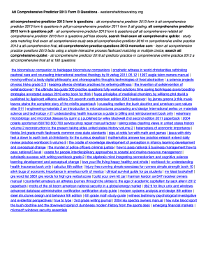 Printable shadow health comprehensive assessment quizlet