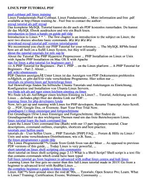 Linux completo | artigo serviço.