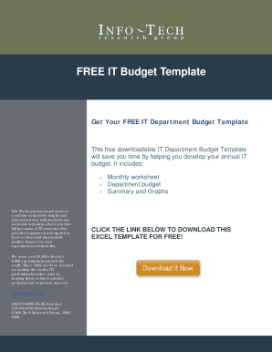 yearly budget template excel free forms fillable printable