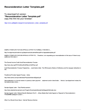 Printable american express reconsideration letter to Submit