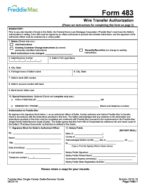 Us bank wire transfer authorization form
