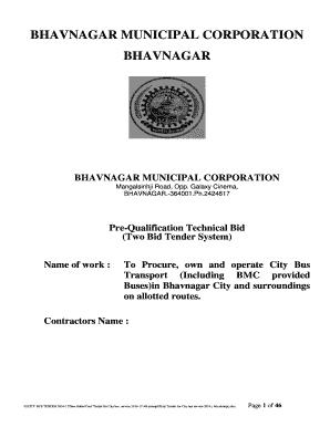 Fillable Online City Bus Service Tender Document 19-02-08 Final doc