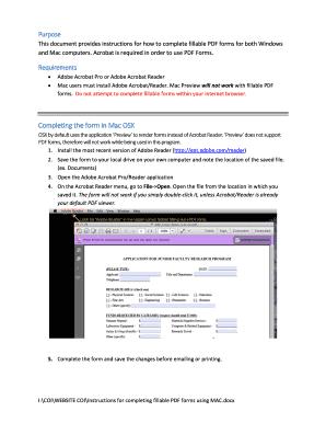 Editable adobe acrobat reader for mac Form Samples Online in PDF