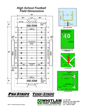 graphic regarding High School Football Field Diagram Printable titled Fillable On the web Soccer Function PostsEpic Athletics - Webpage 2 Fax