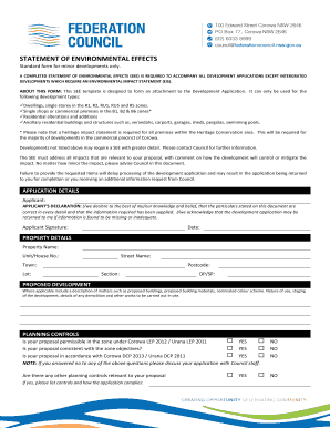 Fillable impact statement template - Edit, Print & Download Form