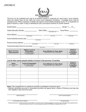 volunteer hours form template