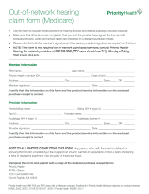 Printable geha out of network claim - Edit, Fill Out & Download ...