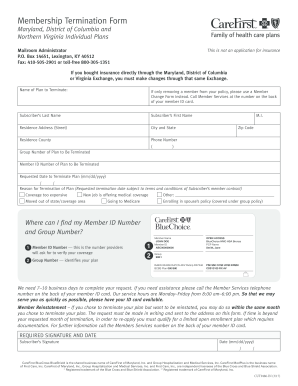2017 2019 Form Carefirst Cut9486 In Fill Online Printable Fillable