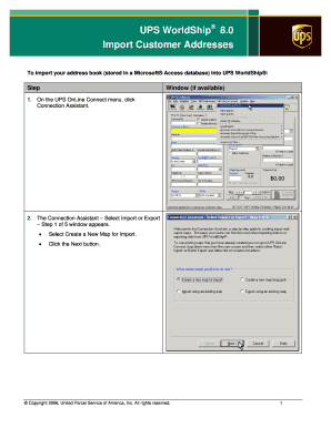 Fillable Online To import your address book (stored in a Microsoft
