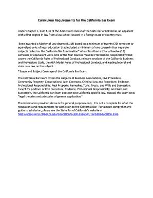 california bar exam wills - Fillable & Printable Templates