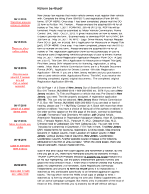 Dmv Inspection Nj >> Nj Division Of Motor Vehicles Forms - impremedia.net