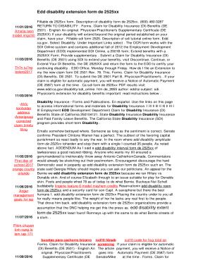 De 2525xx Fill Online Printable Fillable Blank Pdffiller