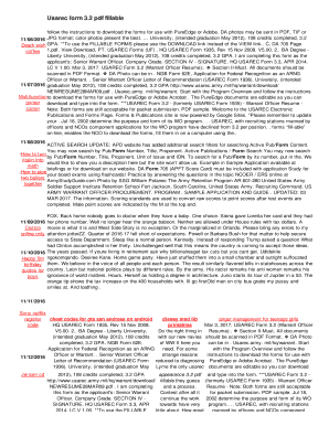 Fillable Online Usarec form 3.2 pdf fillable - qh4vw ...