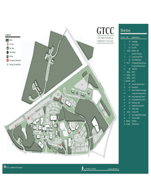 Gtcc Jamestown Campus Map Fillable Online gtcc jamestown campus map Khtbb Search Fax Email