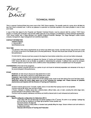 Dance performance contract template edit fill out for Dance contract template