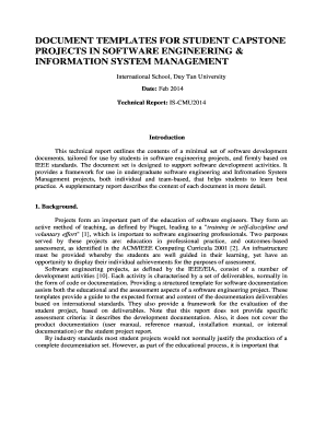 student management system project documentation pdf - Edit
