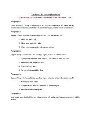 fill in the blank thesis statement worksheet - Edit, Fill ...
