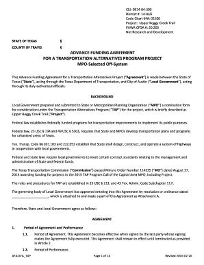 Fillable Online District #: 14-AUS Fax Email Print - PDFfiller