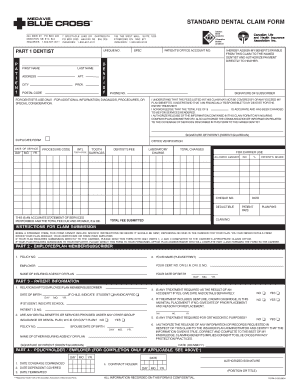 Medavie Blue Cross Claim Forms - Fill Online, Printable, Fillable ...