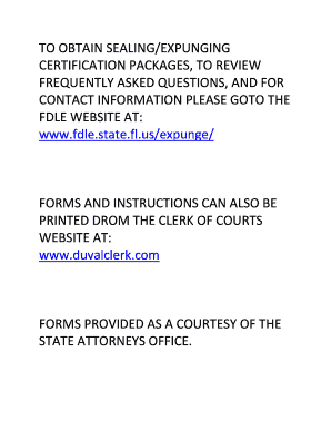 Fillable Online FDLE Application for Certificate of Eligibility to ...