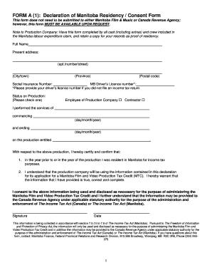 Declaration of consent statement fill online printable fillable declaration of consent statement altavistaventures Gallery