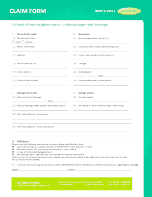 121 Printable Car Rental Agreement Forms And Templates Fillable