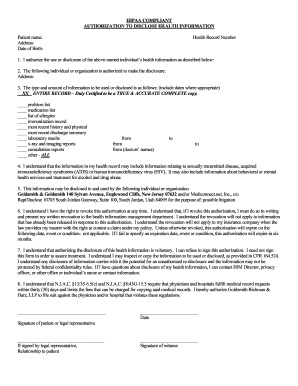 Free Nj Hipaa Forms - Fill Online, Printable, Fillable, Blank ... Hipaa Approved Medical Release Forms on blank hipaa authorization form, hipaa compliance forms, hipaa-compliant medical authorization form, hipaa certificate form, hipaa forms for employees, hipaa forms for medical offices, hipaa authorization form template, hipaa compliance medical record release,
