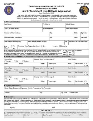 law enforcement application essay
