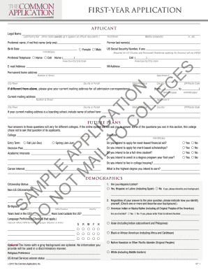 fillable free sample essay for graduate school admission   edit  sample application do not mail to colleges   delaware