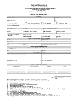 sm entertainment audition form