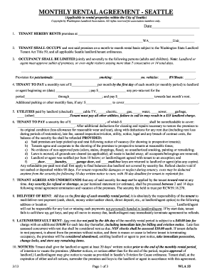 Bill Of Sale Form Michigan Month To Month Lease Templates