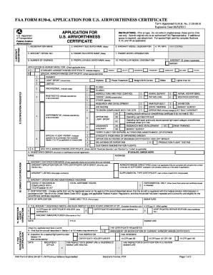 Faa 8710 form pdf