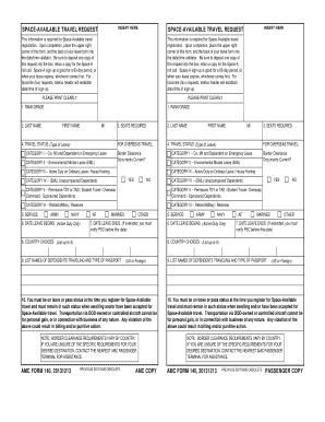 Emailfax An Amc Form 140 - Fill Online, Printable, Fillable, Blank ...