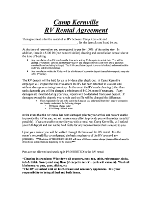25 Printable Trailer Rental Contract Forms And Templates