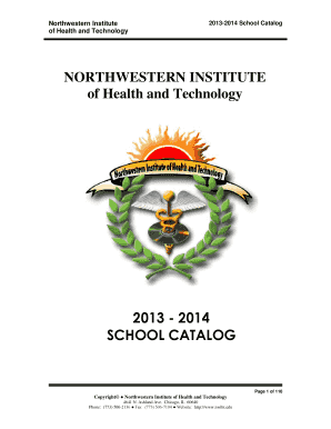 ORGANIZATION CHART - NW Institute of Health and Technology - nwiht