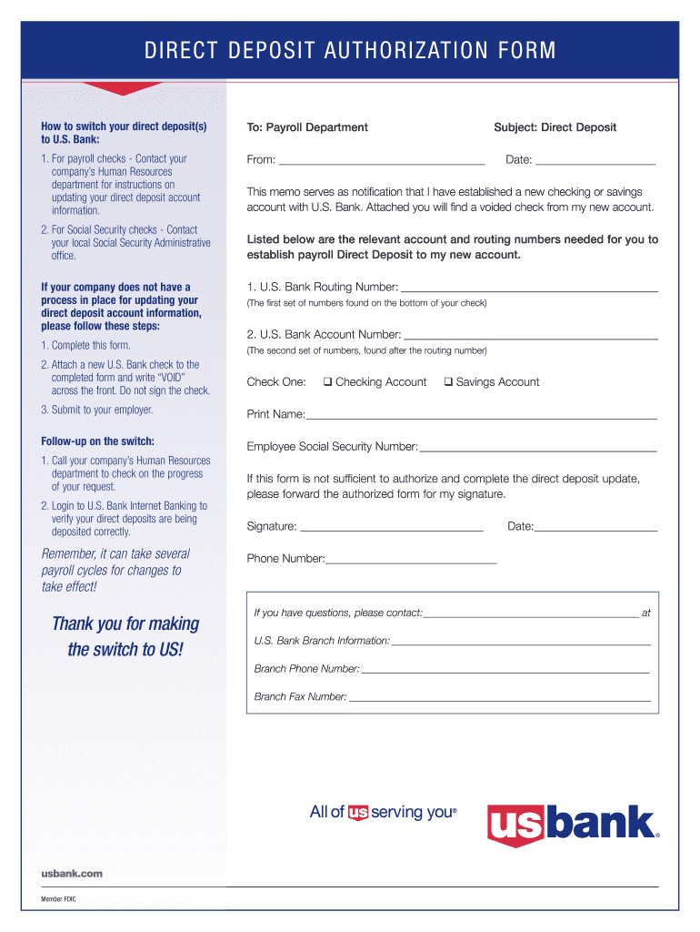 citizens bank direct deposit information