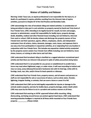 Dmv Release Of Liability >> Bill Of Sale Form Pennsylvania Horse Riding Liability ...