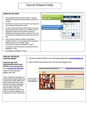 www adp com employee login - Edit Online, Fill Out