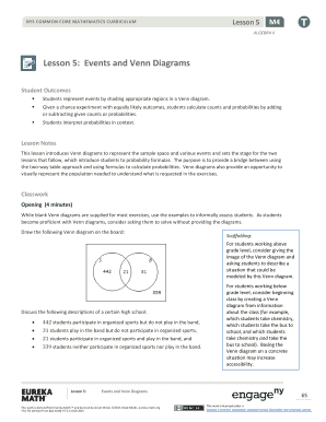Fillable venn diagram calculator shading edit online download lesson 5 events and venn diagrams ccuart Choice Image