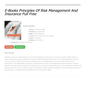 principles of life pdf - Edit, Fill, Print & Download Best