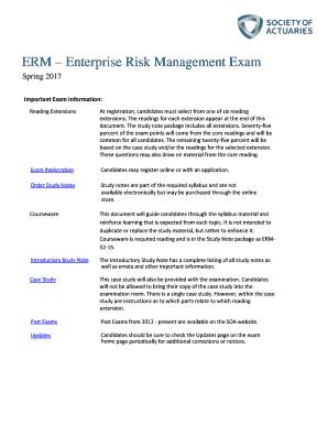 international diploma in risk management